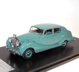 【送料無料】模型車 モデルカー スポーツカー モデルロールスロイスシルバージェームズヤングサロンgreat lighting models, 1949 rolls royce silver wraith james young, saloon, 143