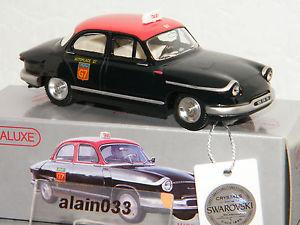 【送料無料】模型車 モデルカー スポーツカー タクシーフランスpanhard pl17 taxi g7 dinky car designed minialuxe france 143 ref 43_3se115