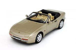 【送料無料】模型車 モデルカー スポーツカー グアテマラポルシェカブリオレベージュgt spirit 002cs porsche 944 s2 cabriolet beige 118 limited 11000