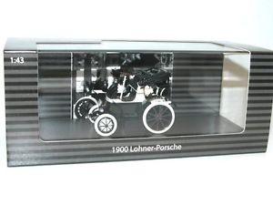 【送料無料】模型車 モデルカー スポーツカー ドライブポルシェセンパアバイバスオープンfahrtraum 43008, 1900 lohnerporsche nr 27 semper vivus, en, 143