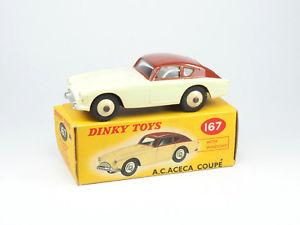 【送料無料】模型車 モデルカー スポーツカー イングランドクーペdinky toys england n167 ac aceca coup boite dorigine