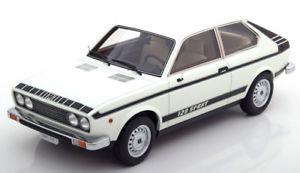 【送料無料】模型車 モデルカー スポーツカー シートスポーツホワイト118 laudoracingmodels seat 128 3p sport 1975 white