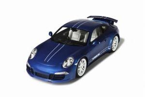 【送料無料】模型車 モデルカー スポーツカー グアテマラポルシェカレラファンgt spirit 032 porsche 911 991 carrera 4s 5millionen fans blau 118 limited 1100