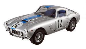 【送料無料】模型車 モデルカー スポーツカー ホットホイールエリートフェラーリコルト118 hot wheels elite auto ferrari 250 gt berlinetta passo corto swb 1961 w1181
