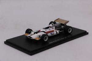 【送料無料】模型車 モデルカー スポーツカー フランスグランプリ1 43 spark , brm p153 , french gp 1970 , s1857