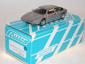 【送料無料】模型車 モデルカー スポーツカー ランボルギーニモデルキットシルバーalezan, 1973 lamborghini urraco p 250, kit built resin model, silver,143 ovp