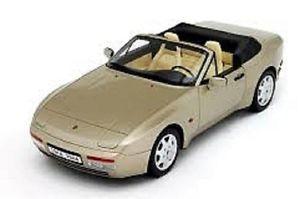 【送料無料】模型車 モデルカー スポーツカー グアテマラポルシェカブリオレgt spirit gt002cs porsche 944 cabriolet