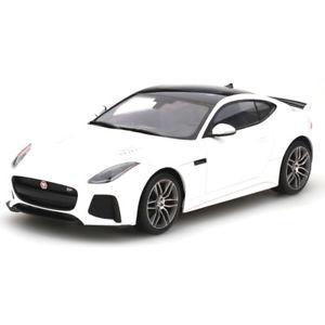 【送料無料】模型車 モデルカー スポーツカー ジャガークーペホワイトトップスピードjaguar ftype svr coupe 2016 white 118 ts0042 top speed
