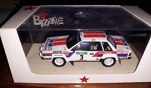【送料無料】模型車 モデルカー スポーツカー シルビア#ポルトガルラリーbizarre 143 nissan silvia 3 portugal rallye 1982 bz242