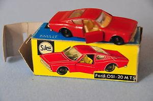 【送料無料】模型車 モデルカー スポーツカー フォードsiku v276 ford osi 20 m ts ovp boxed r2 rarity rare raritt 276 60er 70s