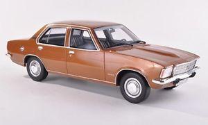 【送料無料】模型車 モデルカー スポーツカー オペルゴールドopel rekord d 2100d 2100 gold met 1971 1977 bos resin 118