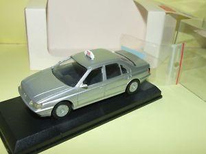 【送料無料】模型車 モデルカー スポーツカー プジョータクシーパリプレステージキットモンテpeugeot 605 taxi paris gris prestige kit mont 143