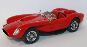 【送料無料】模型車 モデルカー スポーツカー ダンベリーミントスケールフェラーリテスタロッサdanbury mint 124 scale 1958 ferrari 250 testa rossa red