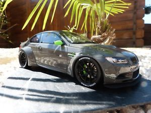 【送料無料】模型車 モデルカー スポーツカー ポンドパフォーマンスグアテマラbmw m3 e92 lb performance 118 gt spirit