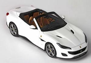 【送料無料】模型車 モデルカー スポーツカー フェラーリポルトフィーノビアンコferrari portofino avus bianco 143 bbrc207e bbr