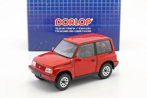 【送料無料】模型車 モデルカー スポーツカー スズキビターラエスクードsuzuki vitara escudo lhd rot 118 dorlop