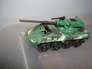 【送料無料】模型車 モデルカー m1128 スポーツカー マッチアーミータンクmatchboxstryker m1128 mgs mgs army モデルカー tank, 雑貨屋さん ふるーつどろっぷ:2fd59b1b --- loveszsator.hu