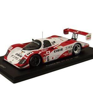 【送料無料】模型車 モデルカー スポーツカー スパークポルシェ#ルマンkbssparkkb 143 porsche 962 gti 6 le mans 1994 kbs047