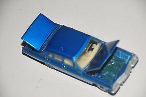 【送料無料】模型車 モデルカー スポーツカー ヴィンテージフランスオペルアドミラルoriginal 66 vintage dinky toys france 513 meccano triang opel admiral 143 kad a