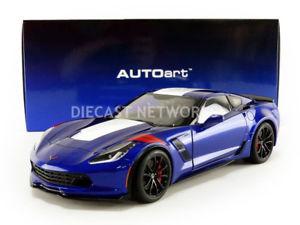 【送料無料】模型車 モデルカー スポーツカー シボレーコルベットグランドスポーツautoart 118 chevrolet corvette c7 grand sport 2017 71275