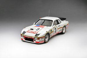 【送料無料】模型車 モデルカー スポーツカー ポルシェカレラルマン#ベルporsche 924 carrera gtr 24h le mans 1980 3 bell holbert rar resin tsm 118