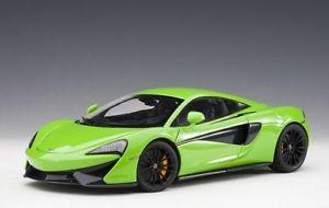 【送料無料】模型車 モデルカー スポーツカー マクラーレンカマキリautoart 76042 118 mclaren 570s 2016 mantis green neu