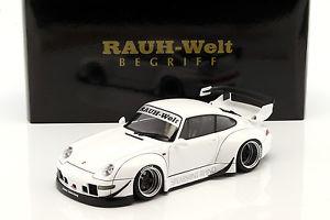 【送料無料】模型車 モデルカー スポーツカー ポルシェソフトウェアライセンスporsche 911 993 rwb wei 118 autoart