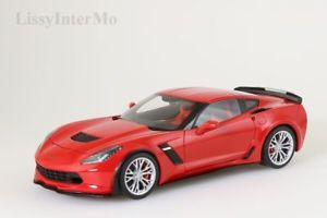 【送料無料】模型車 モデルカー スポーツカー シボレーコルベットレッドchevrolet corvette c7 z06 2014 rot autoart 118 neuovp