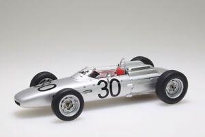 【送料無料】模型車 モデルカー スポーツカー ポルシェシルバーダン#porsche 804 f1 silber 1962 winner dan durney 30 autoart 118 neuovp