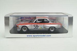 【送料無料】模型車 モデルカー スポーツカー スパーク#ルマンキャメルspark 143 bmw 30 csl 58 le mans 1973 camel s1564