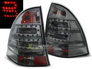 模型車 モデルカー スポーツカー ヌオーヴォメルセデスクラッセnuovo fanali posteriori per mercedes classe c w203 sw 20002007 fum led sv ldm - taknaz.net