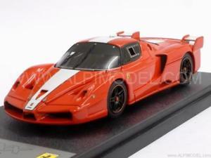 【送料無料】模型車 モデルカー スポーツカー フェラーリフッセントferrari fxx 2006 fluorescent 143 bbr bbr180a