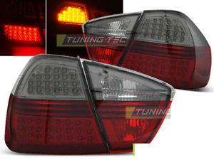【送料無料】模型車 モデルカー スポーツカー ヌオーヴォシリーズロッソインディカトーnuovo fanali posteriori bmw serie 3 e90 20052008 rosso fum indicatori a led s