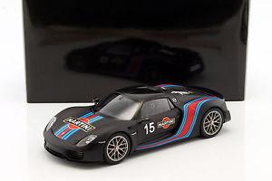 【送料無料】模型車 モデルカー スポーツカー ポルシェスパイダーパッケージマルティーニ