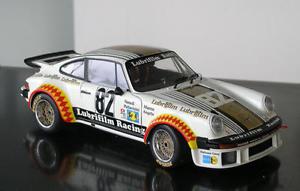 【送料無料】模型車 モデルカー スポーツカー ポルシェルマン#プレフィルムクラスミュラーporsche 911 934 rsr le mans 1979 82 lubrifilm class win mller vanol exoto 118
