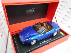 【送料無料】模型車 モデルカー スポーツカー フェラーリカリフォルニアタタbbr1877b by bbr ferrari california t ; edizione limitata 118