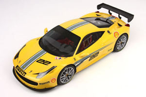 【送料無料】模型車 モデルカー スポーツカー フェラーリチャレンジプレスデーferrari 458 challenge evoluzione press day 111 2013 118 p1890 bbr