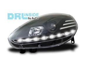 【送料無料】模型車 モデルカー スポーツカー фарывнутридляフィアットプントчерныйфары led drl внутри для fiat punto evo 0912 черный ch lpfi28e1 xino ch