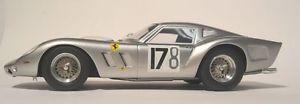 【送料無料】模型車 モデルカー スポーツカー モデルフェラーリヒルクライムmg model ferrari 250 gt drogo 2735gt hillclimb n175 kerrison 1963 118