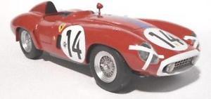【送料無料】模型車 モデルカー スポーツカー モデルバーフェラーリモンツァルマングレゴリーmg model bar11833 ferrari 750 monza 24 hrs le mans 1955 sparken gregory 118