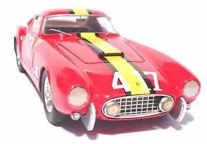 【送料無料】模型車 モデルカー スポーツカー モデルフェラーリバーミッレミリア#mg model bar11844 ferrari 250 gt ch0677 mille miglia 1957 417 gendebien 118