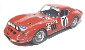 【送料無料】模型車 モデルカー スポーツカー モデルレムフェラーリラリーマヨルカ#デルガドmg model rem118015 ferrari 250 gto rally gerona 1967 81 palomo delgado 118