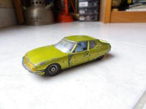 【送料無料】模型車 モデルカー スポーツカー シトロエンホイールミニチュアcitroen sm whizzwheels corgi toys 143 jouet miniature ancien