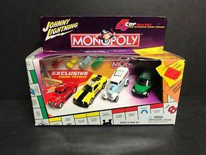 【送料無料 with car】模型車 モデルカー スポーツカー 164 ジョニーゲームセットボックススケールトークンjohnny lightning monopoly 4 car box set with exclusive game tokens 164 scale, アポロプラス:e1f4ac71 --- sohotorquay.co.uk