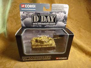 【送料無料】模型車 モデルカー スポーツカー コーギーショーケースコレクションデイタイガータンクアメリカcorgi showcase collection dday 60th anniversary tiger 1 tank free samp;h usa