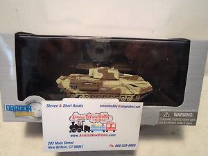 【送料無料】模型車 モデルカー スポーツカー ドラゴンアーマースケール#チャーチルチュニスボックスdragon armor 172 scale 60569 churchill mkiii tunis 1943 in original box