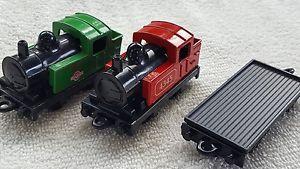 【送料無料】模型車 モデルカー スポーツカー ビンテージマッチスチームロコフラットカーロットvintage matchbox 040 steam loco amp; flat carlot of 3:hokushin