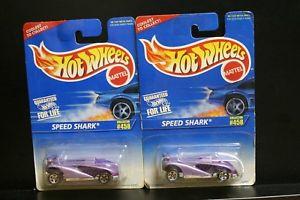 【送料無料】模型車 モデルカー スポーツカー ホットホイールスピードシャークパープル2 hot wheels speed shark 458 purple