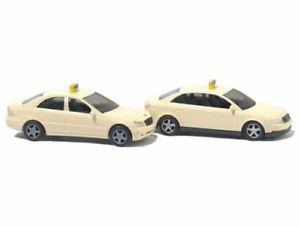 【送料無料】模型車 モデルカー スポーツカー オートタクシーメルセデスベンツアウディbusch 8341 autoset taxi mercedes benz audi 1160 n neu
