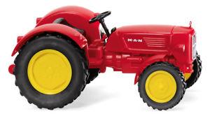 【送料無料】模型車 モデルカー スポーツカー neues angebotwiking 187 h0 088403 traktor man 4r3 verkehrsrot  neu ovp